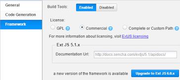 Migrating Ext JS Apps