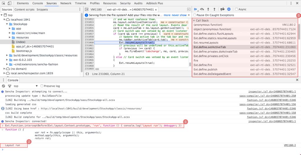 Performance Optimizations for Layout Runs - Chrome Developer Console