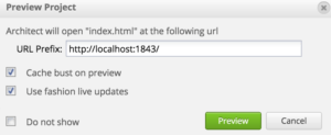 Support for Live Update Using Sencha Cmd and Fashion