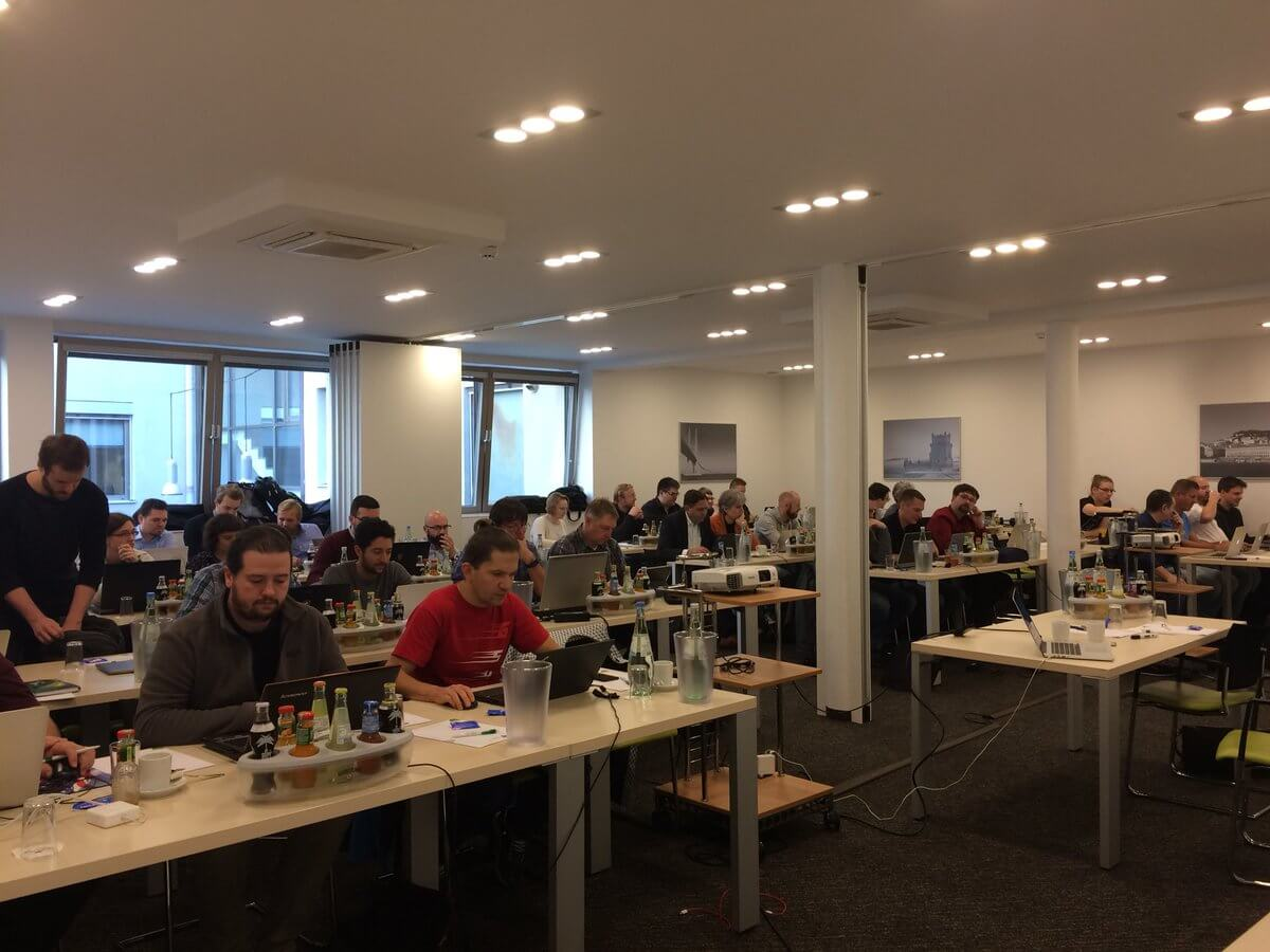 Sencha Test App Camp - Munich