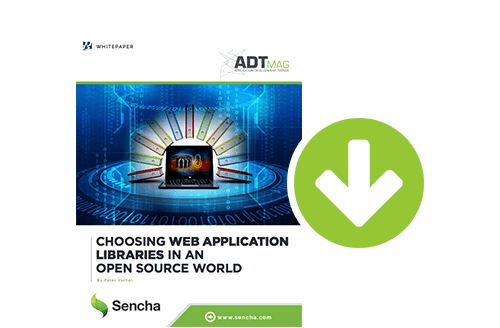 Whitepaper: Choosing Web Application Libraries in an Open Source World